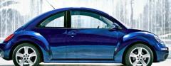 Auto Volkswagen New Beetle