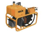 Stations pump hydraulic