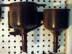 Fuel filters for automobiles