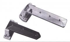 Door hinges bilateral