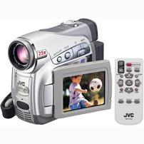 Video camaras   Jvc   Grd 275u
