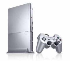 SONY PlayStation 2 c/Chip + Memoria 64MB + Mando