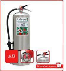 Extinguishing cooling agents