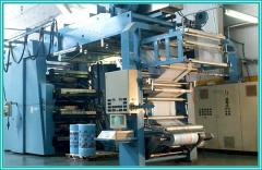 Equipment for flexographic printing