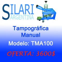 Materials and equipment for tampon printing