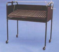 Spanish grill