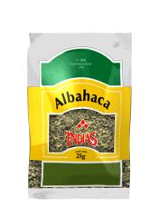 Línea Hojas - Albahaca