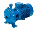 Centrífuga Multietapas Horizontal Rotor Pump