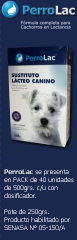 Sustituto lácteo canino para cachorros, perras en