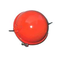 Esfera de señalización diurna para cables de alta