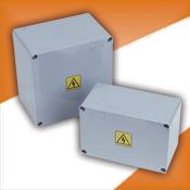Boxes Metalware