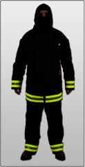 Ropa de bomberos