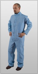 Chemical protective suits