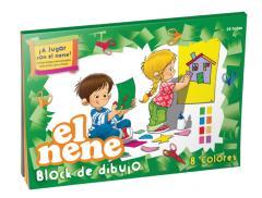 Blocks y repuestos de dibujo EL NENE