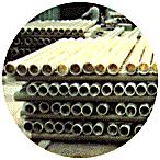 Caños de Fibra de Vidrio para Acueductos. Redes