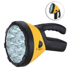 Linterna con 19 LEDS