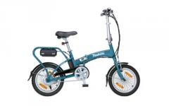 Bicicleta asistida por Motor
