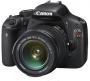 Cámara de Fotos Canon Eos Rebel T2i 550d