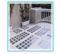 Pisos y Escaleras de Vidrio
