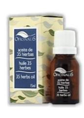 Aceite de 35 hierbas