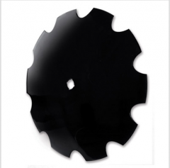 Wheel disks for farm machinery