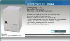 Climatizador de Piscina