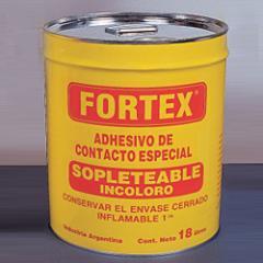 Cemento de Contacto Sopleteable Incoloro