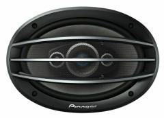 Parlantes Pioneer Ts-A6984 6x9´ 4 vias 550w 80Pms