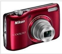 Cámaras digitales Nikon L26
