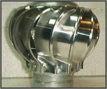 Extractor de Aire Eólico