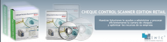 Cheque control scanner edition retail