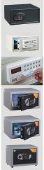 Cajas de seguridad para hoteles y hogares