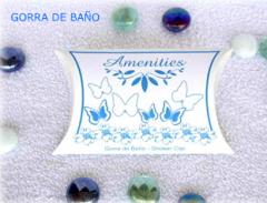 Gorro de Baño Amenities