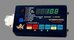 Tacografo Marca Ful-Mar Modelo DG-128.