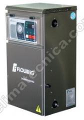 Calderas Eléctricas Flowing Series 27C y 27 ACC -