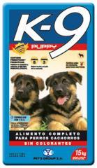 Alimentos Para Caninos Cachorros k9-Puppy
