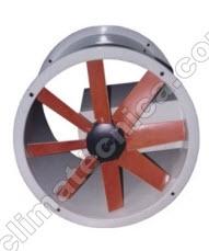 Ventilador Axial Bifurcado serie K