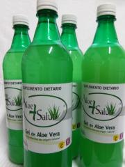 Jugo Puro de Aloe Vera - Botella por 1 Litro