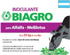 Inoculantes BIAGRO Alfalfa