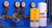 Filter, oil, automobile
