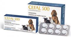 Antibióticos - Cefal 500 Comprimidos