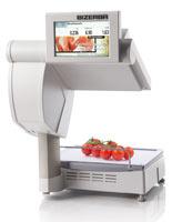 Balanza de Sistema Bizerba SC II 800 con pantalla