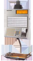 Balanza de Sistema Bizerba SC II 400 96 Tasten
