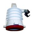 Porta lámpara para pesca 2kw modelo vertical