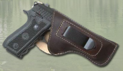 Holsters for signal pistols
