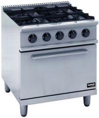 Anafes y Cocinas Linea Modular 80 a gas