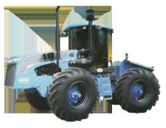 Tractores Articulados de Alta Potencia