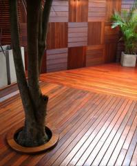 Deck de maderas