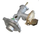 Válvula Rotativa para Calefon Automático