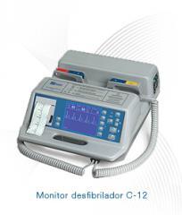 Monitor Desfibrilador